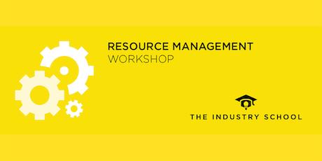 Creative Ops & Resource Management Workshop tickets