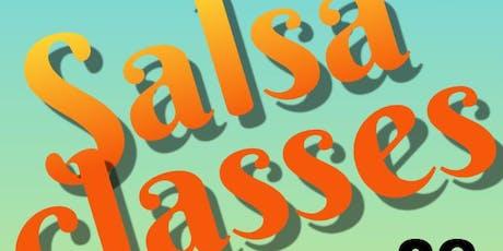 Sutton Coldfield Salsa Classes tickets