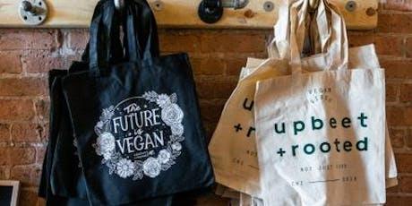 upbeet + rooted vegan holiday market tickets