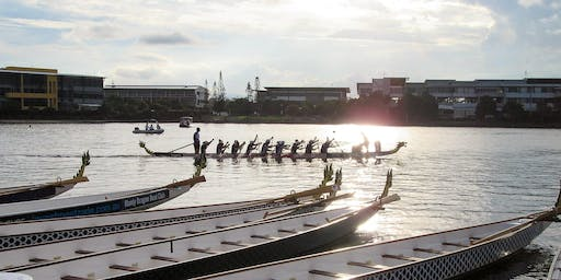 Dragon Boat Racing Trial Session