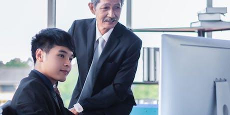 SkillsFuture for Digital Workplace tickets