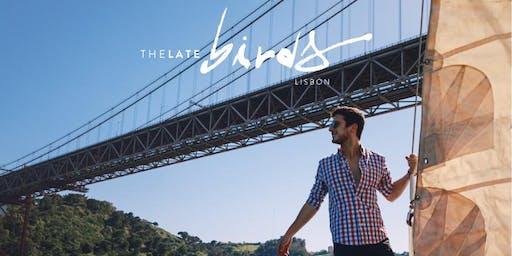 Gay Boat Sunset | The Late Birds Lisbon | November 16