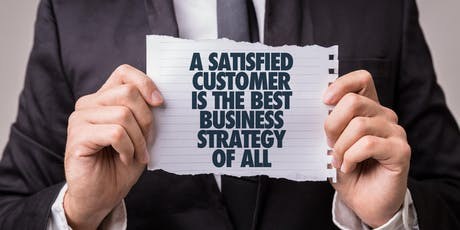 Strategic B2B Marketing - Attract, Convert and Delight High Quality Customers tickets
