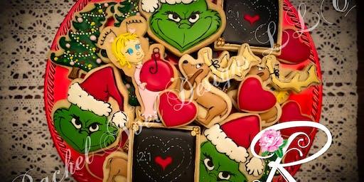 Mr. Grinch Cookie Class