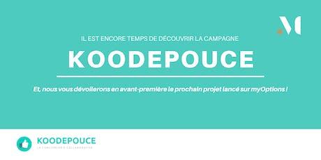 A la rencontre de Yohan Assouline, fondateur de Koodepouce ! billets