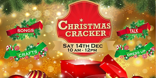 Christmas Crackers Event