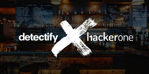 Networking Hacker Hour co-hosted by Detectify & HackerOne