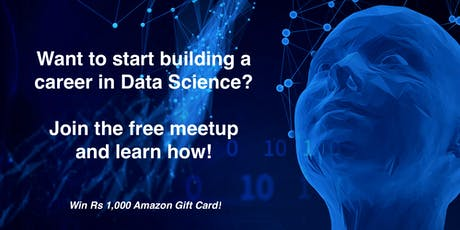 How to Build a Career in Data Science — Panel Discussion tickets