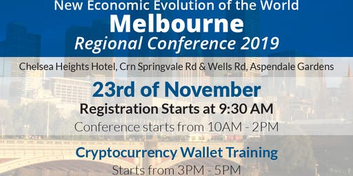 NEEW Melbourne November 2019 Regional Conference