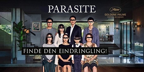 KINO: Parasite tickets