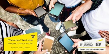 EYnovation™ Workshop: Instagram, a boon or a bane? Lets get you Insta-Ready! tickets