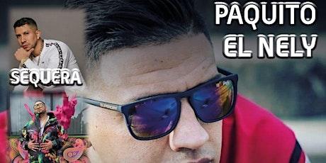 CONCIERTO PAQUITO EL NELY, SALCEDO LEYRY, SEQUERA, EGIPTANO Y LUIS EL CHATO tickets