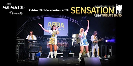 ABBA Sensation - UK ABBA Tribute tickets