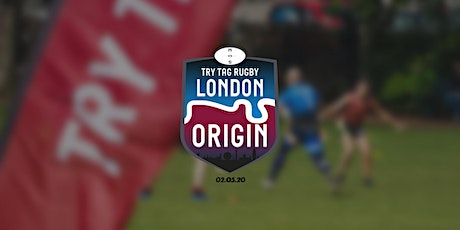 London Origin Tag Rugby Tournament tickets