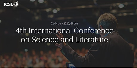 4th International Conference on Science and Literature entradas