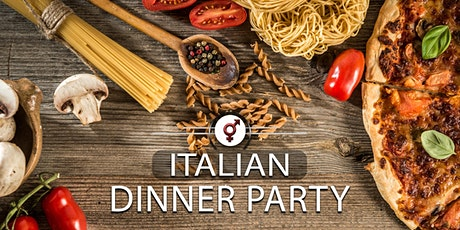 Italian Dinner Party | F 30-45, M 34-49 | January tickets