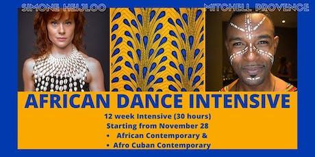 African Dance Intensive PART 2 tickets