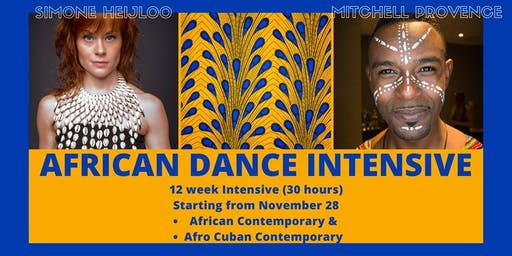 African Dance Intensive PART 2