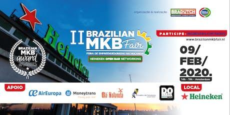 Brazilian MKB Fair II tickets