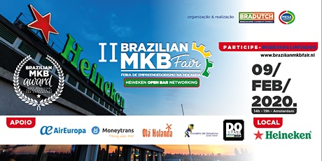 Brazilian MKB Fair II tickets
