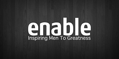 Enable Mens Conference 2020 tickets