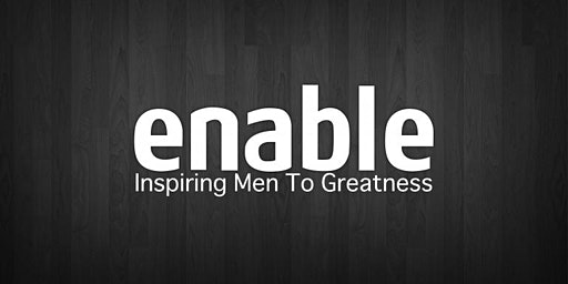 Enable Mens Conference 2020