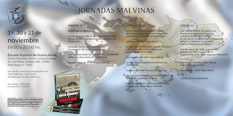 Jornadas Malvinas entradas