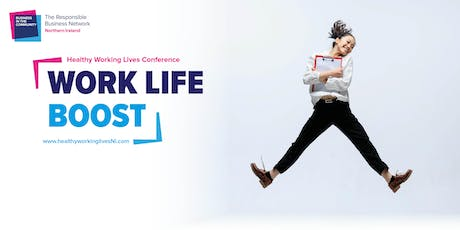 Healthy Working Lives 2020 tickets