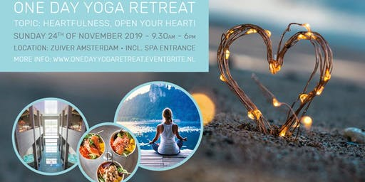 One Day Yoga Retreat Amsterdam
