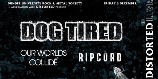 2019/20 Distorted (Friday 6 December 2019)