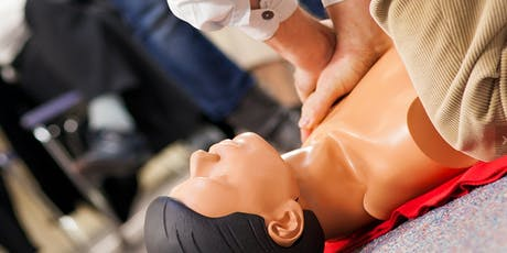 Emergency First Aid at Work - 1 Day Training Course tickets