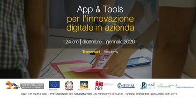 App & Tools per l'innovazione digitale in azienda