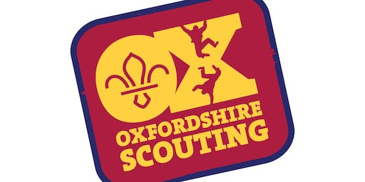Oxfordshire Scouts GSL & Chairs Conference