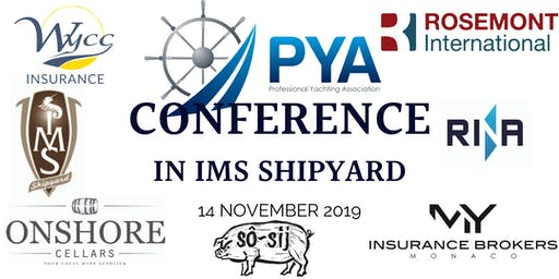 PYA & IMS Shipyard Conference