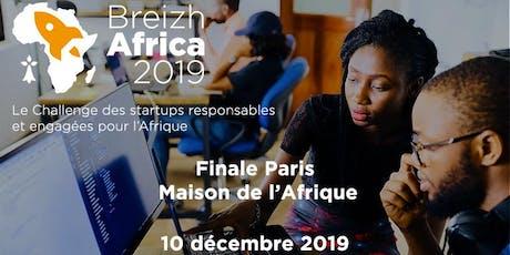 Finale Breizhafrica billets