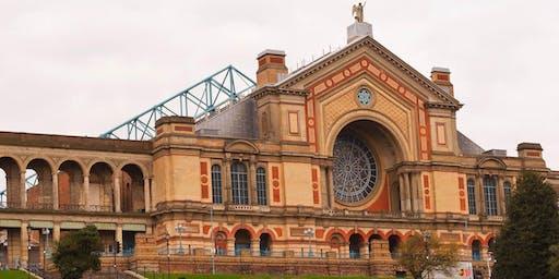 Pop Up Vintage Fairs London @ Alexandra Palace Sunday 01.12.2019