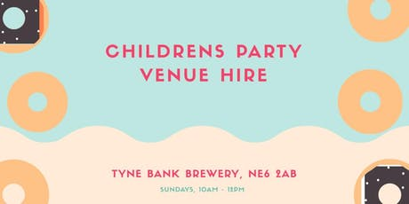 Children's Party Private Hire Package tickets