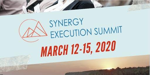 Synergy Execution Summit