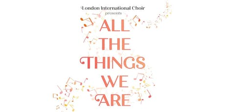 All The Things We Are - LIC Winter Concert 2019 tickets