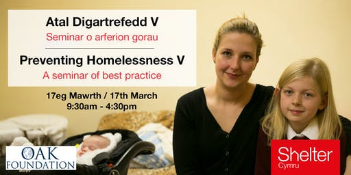 Preventing Homelessness V: A seminar of best practice supported by the Oak Foundation