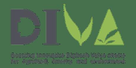 UP2DIVA - Digitalización en el sector agroalimentario, medioambiental y forestal entradas