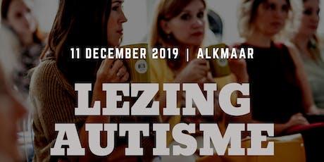 Lezing autisme | Alkmaar | Pubers & Kinderen tickets