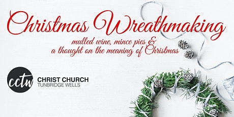 Christmas Wreathmaking Women's Event tickets