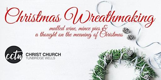Christmas Wreathmaking Women's Event