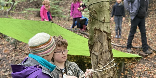 Kids adVentures Prestwich Forest School Home Ed Group Friday 13th December 2019 10am - 2pm
