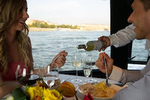 Lunch & Cruise on Danube River