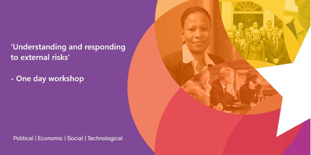 Understanding and responding to external risks