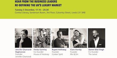 Inspiring Entrepreneurs  - Leaders in Luxe tickets