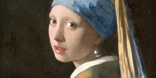 Paint Vermeer at Hampstead School of Art