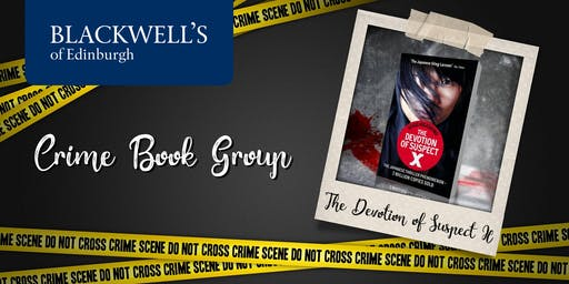 November Blackwell's Crime Book Group